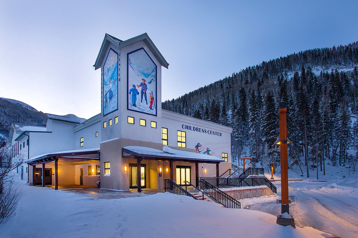 TAOS SKI VALLEY CHILDREN'S CENTER