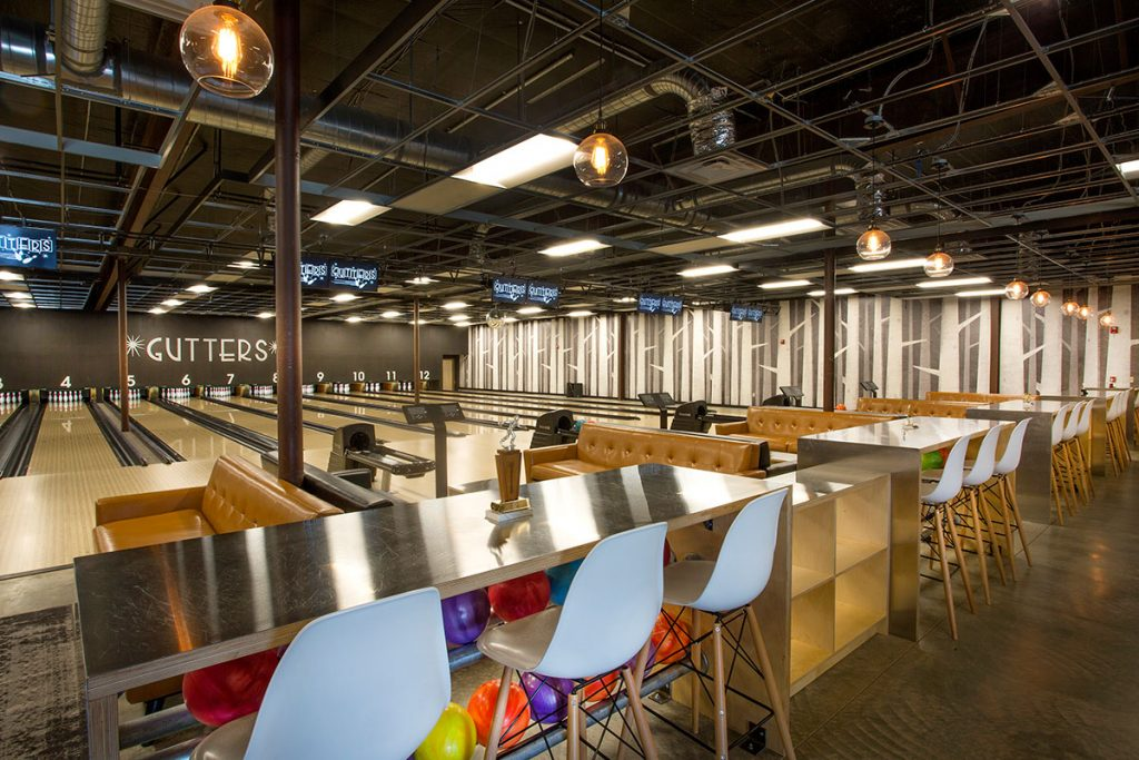 Gutters Bowling Alley Amp Restaurant Living Designs Group