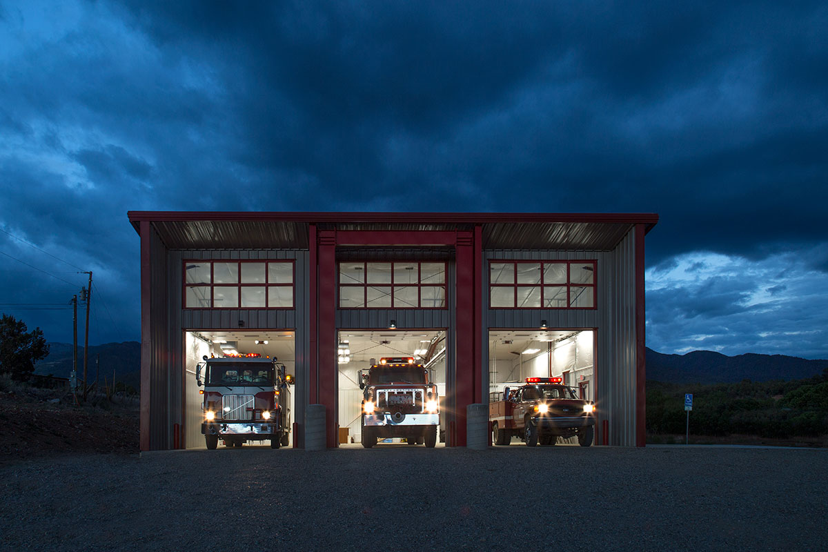 SAN CRISTOBAL FIRE STATION