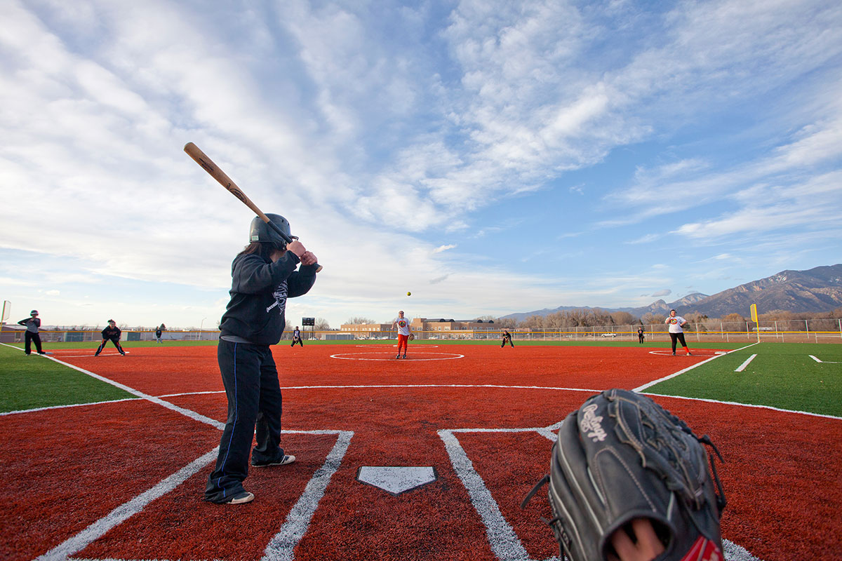 TAOS HIGH BASEBALL & SOFTBALL