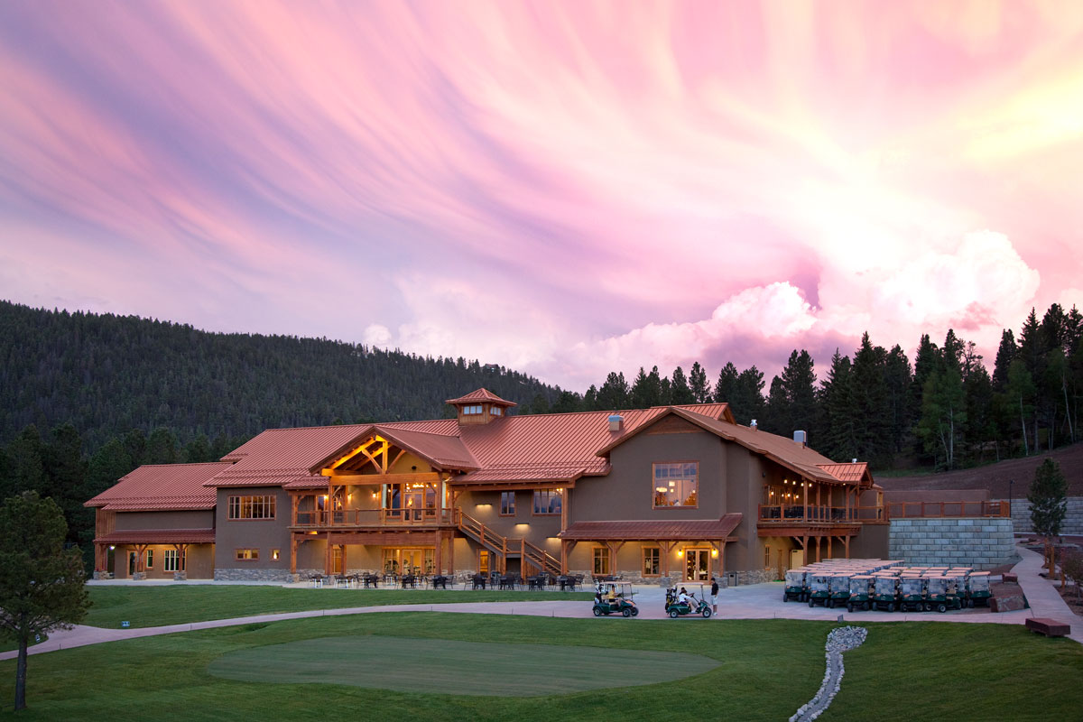 ANGEL FIRE COUNTRY CLUB